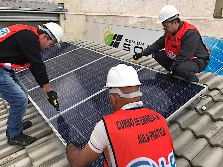 Imagem do evento Curso de Energia Solar em Curitiba Paraná