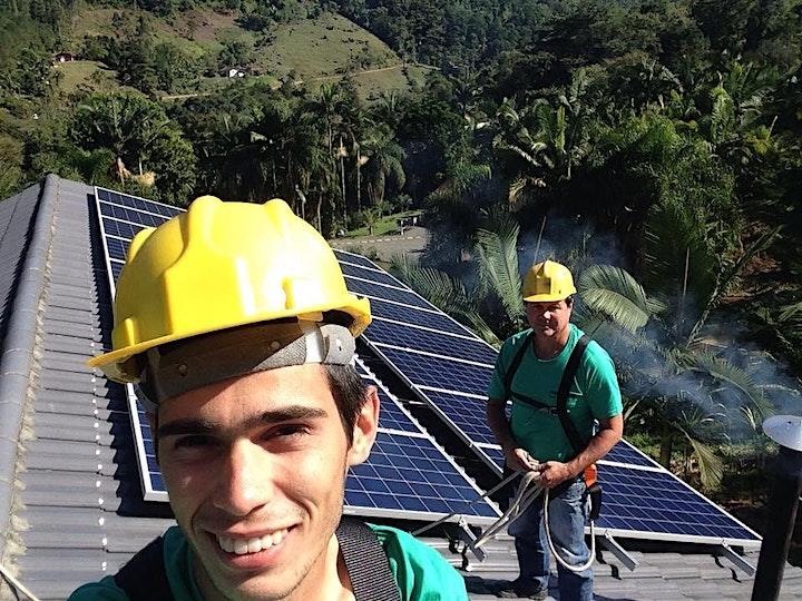 Imagem do evento Curso de Energia Solar em Florianópolis SC nos dias 10/05 e 11/05/2021