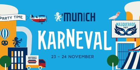 Masquerade-Themed Karneval Party! tickets