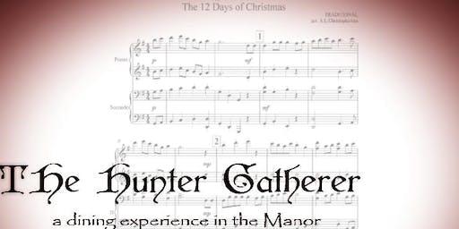Chef Jacob Hilbert Presents ...12 Days of Christmas Dinner