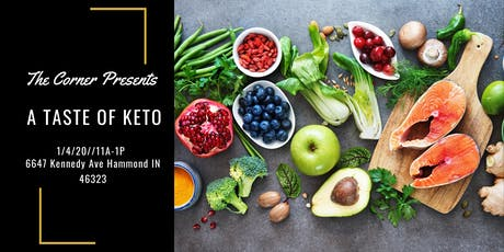 A Taste Of Keto tickets