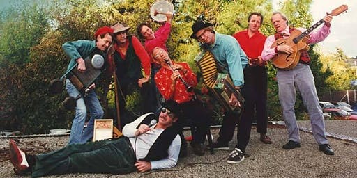 The Christmas Jug Band, Presented by Norton Buffalo Hall-West and monca