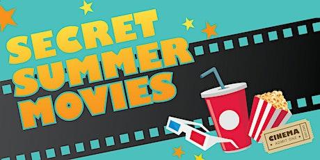 Secret summer movies - Gisborne tickets