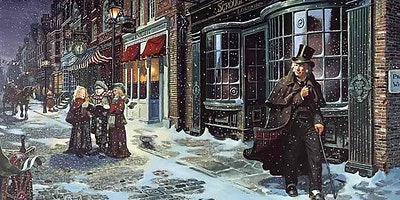 A Gilbert & Sullivan Christmas Carol