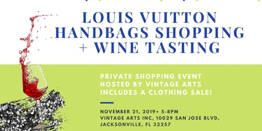 Louis Vuitton Trunk Show