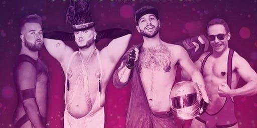 Bearlesque: All Male Burlesque Show!