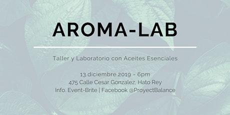 Aroma-Lab entradas