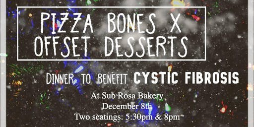 Pizza Bones x OFFSET for Cystic Fibrosis Foundation