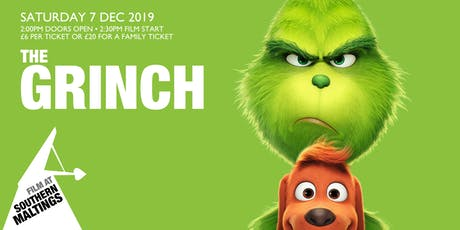 The Grinch - A Christmas Film/Cinema Experience tickets