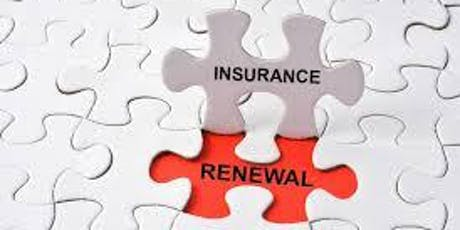Building Your Agency Commercial Renewal List tickets