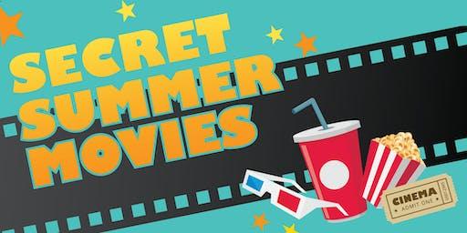 Secret summer movies - Castlemaine