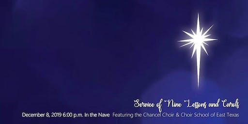 Service of Nine Lessons & Carols