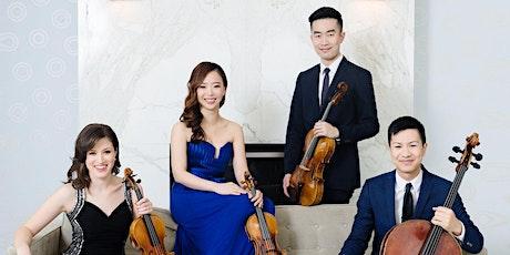 Xenia Concert: The Rolston Quartet tickets