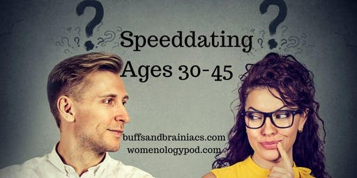 Speed Dating Party for Boston Singles 30-45