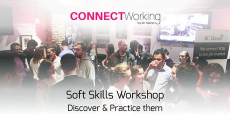 CONNECTWorking December 3rd, 2019 - Soft skills tickets
