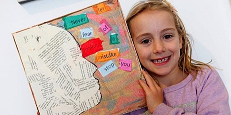 TRY - Very Arty Day - ages 6-12 The Art Garage tickets