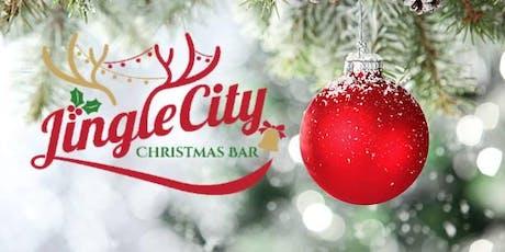 JINGLE CITY: A POP-UP CHRISTMAS BAR tickets