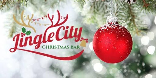 JINGLE CITY: A POP-UP CHRISTMAS BAR