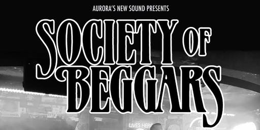 Society of Beggars - Mission:Banana - Avalanche - Spoonhead