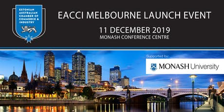 EACCI Melbourne Launch Event tickets