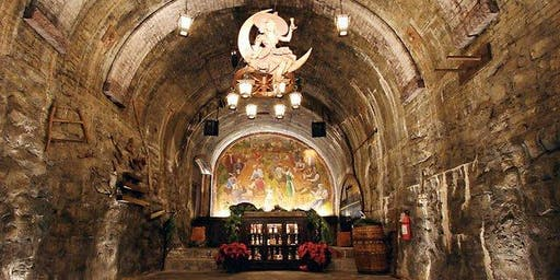 New Year Reset: Sound bath Cleanse & More  in the Historic Miller Caves