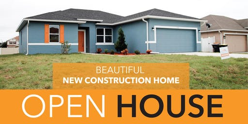 Open House  - Model Home in Poinciana, FL