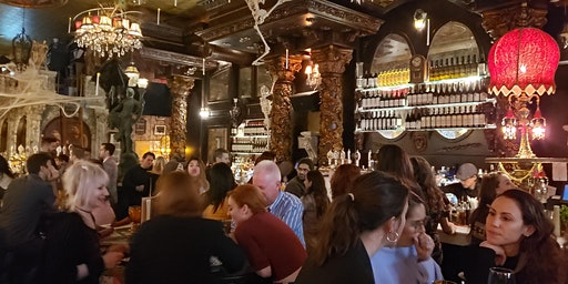 Bar, Lounge and Speakeasy Tour NYC