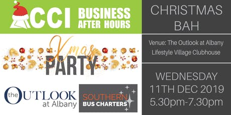 Christmas ACCI Business After Hours tickets