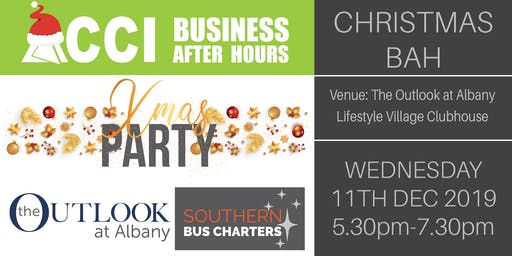 Christmas ACCI Business After Hours