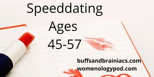 Speeddating Party for Boston Singles 45-57 SOLD OUT FOR WOMEN