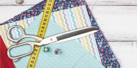Scrap fabric creations - eaglehawk tickets