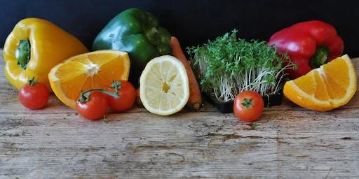 Go Eco Vegetarian Cooking Class
