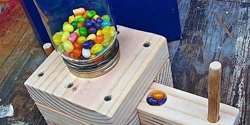 DIY Candy Dispenser Workshop