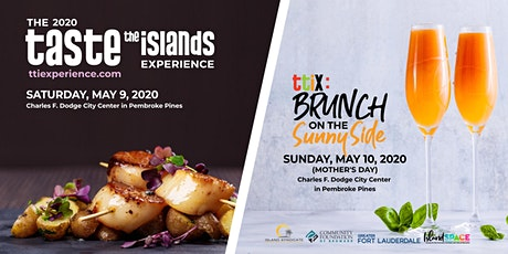 The Taste the Islands Experience 2020 tickets
