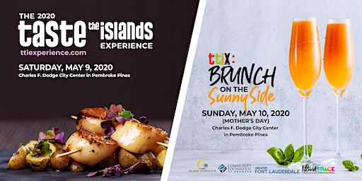 Mother's Day Caribbean Sunday Brunch: Taste the Islands Experience 2020