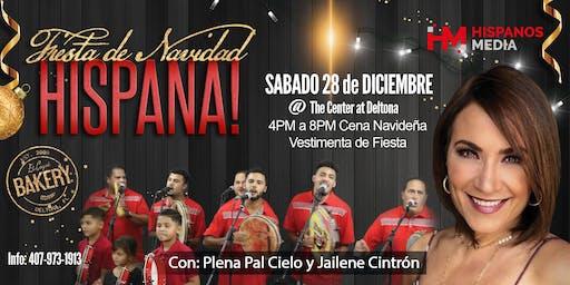 Fiesta de Navidad Hispana