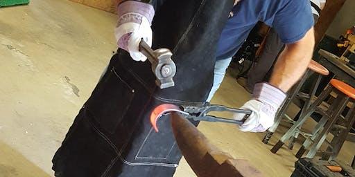 Basics of Blacksmithing Class