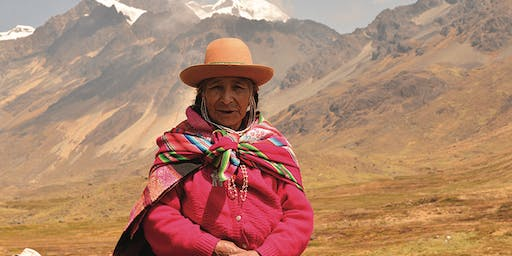 Healing Ceremony with Doña Maria Apaza Andean Priestess