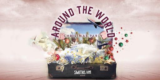 Smiths Lane by Mirvac | Around the World Christmas Party