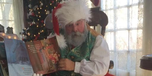 Storybook Magic with Santa