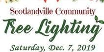 Scotlandville Community Tree Lighting