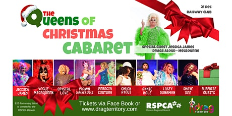The Queens of Christmas Cabaret  tickets