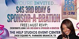 S4S 3rd BDay: Brunch & Sponsor-a-bration