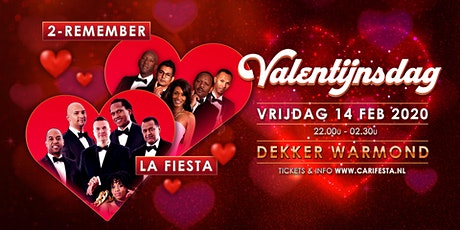 Valentine's Party with 2-Remember & La Fiesta tickets