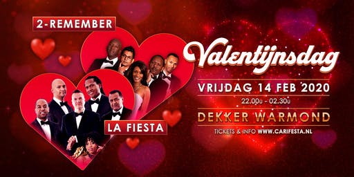 Valentine's Party with 2-Remember & La Fiesta