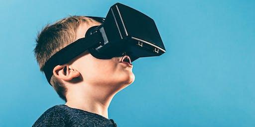 School Holiday Fun: Virtual Reality Space (6-12yrs)