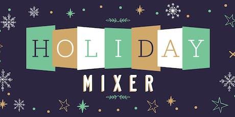 Tech Holiday Mix & Mingle tickets