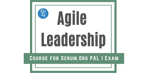 Agile Leadership  3 day Course for PAL-I Exam (scrum.org)