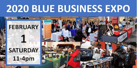 2020 Blue Business Expo tickets