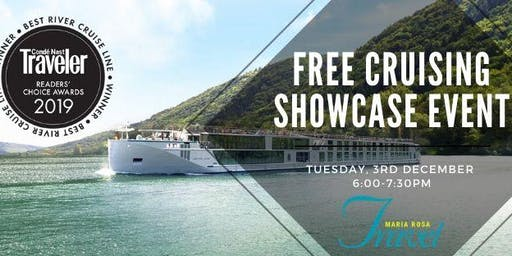 FREE Crystal Cruises Travel Showcase Night - Maria Rosa Travel